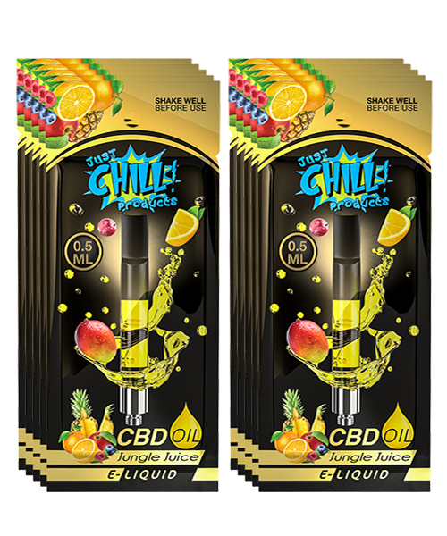 Just Chill 0.5ml CBD Vape Oil